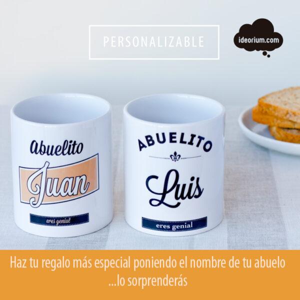 Taza Abuelito