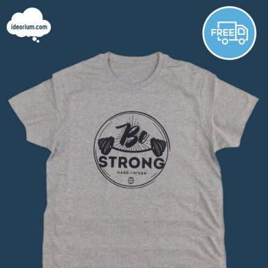 ideorium-be-strong-gris-negro