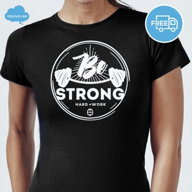 ideorium-camiseta-woman-be-strong