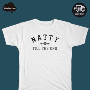 Natty till the end