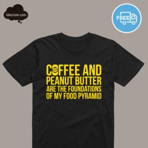 camiseta food pyramid