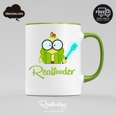 Taza Realfooder