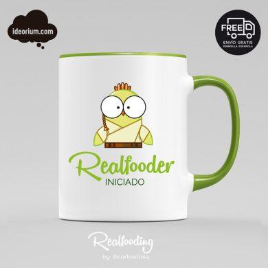 Taza Realfooder iniciado