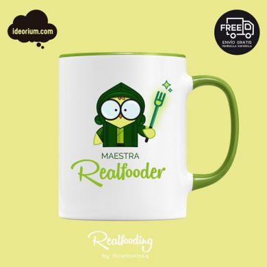 Taza Maestra Realfooder