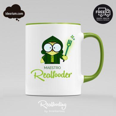 Taza Maestro Realfooder
