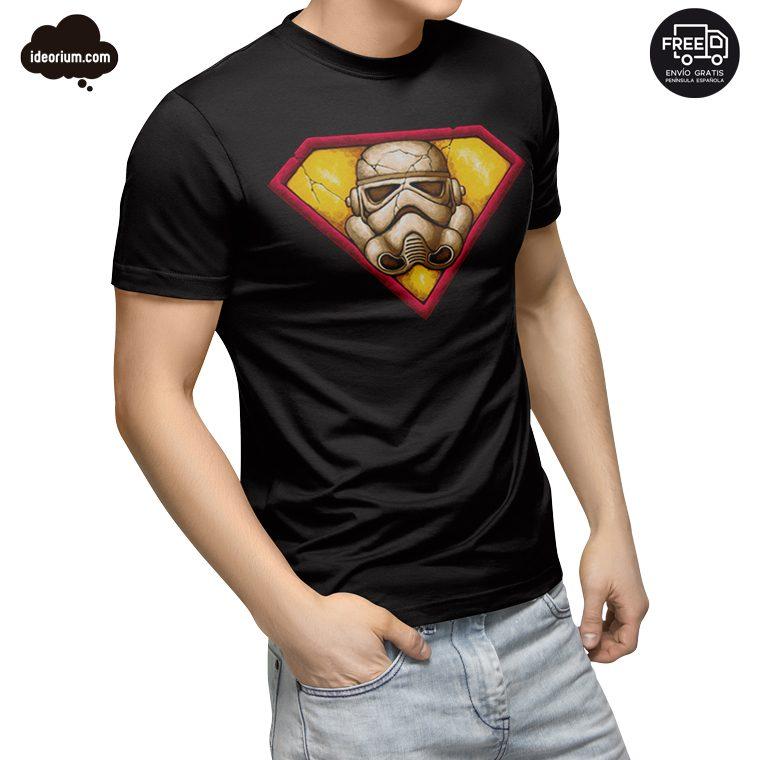 Camiseta Súper Star Wars