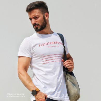 camiseta fisio teórico