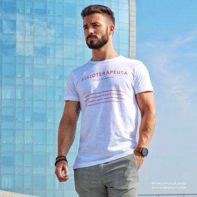 camiseta fisioterapeuta