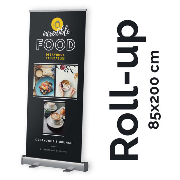 Roll Up 0,85x2 m.